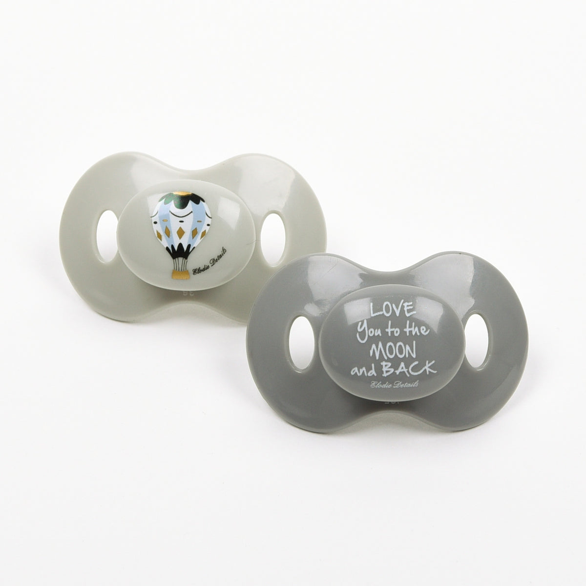 Elodie Details Pacifier - Moon Balloon (x2)