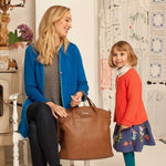 Grace Tan Diaper Bag ON CLEARANCE