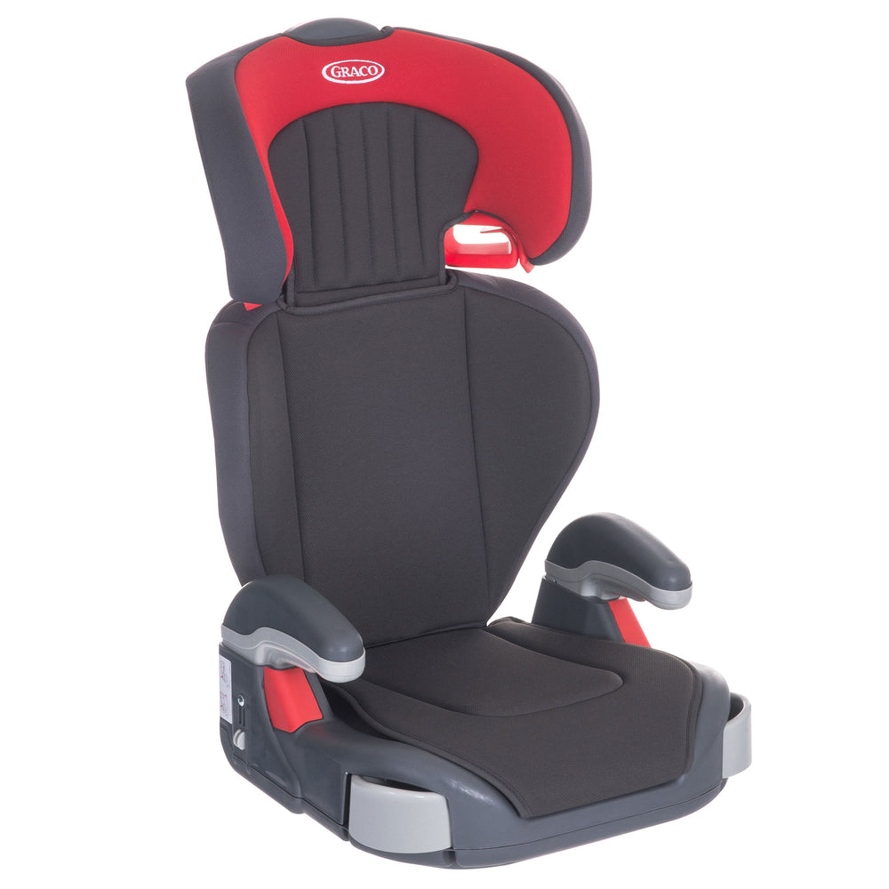 Junior Maxi Booster Seat - Pompeian Red