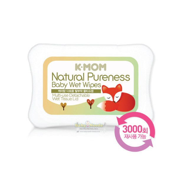 Mother-K Multi Use Detachable Wet Tissue Lid