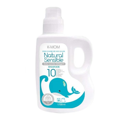 K-Mom USDA Organic Baby Laundry Detergent Bottle (1700ml)
