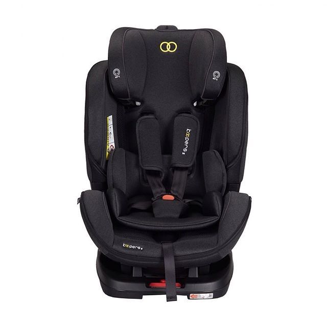 KOOPERS LucaFix Zip Convertible Car Seat