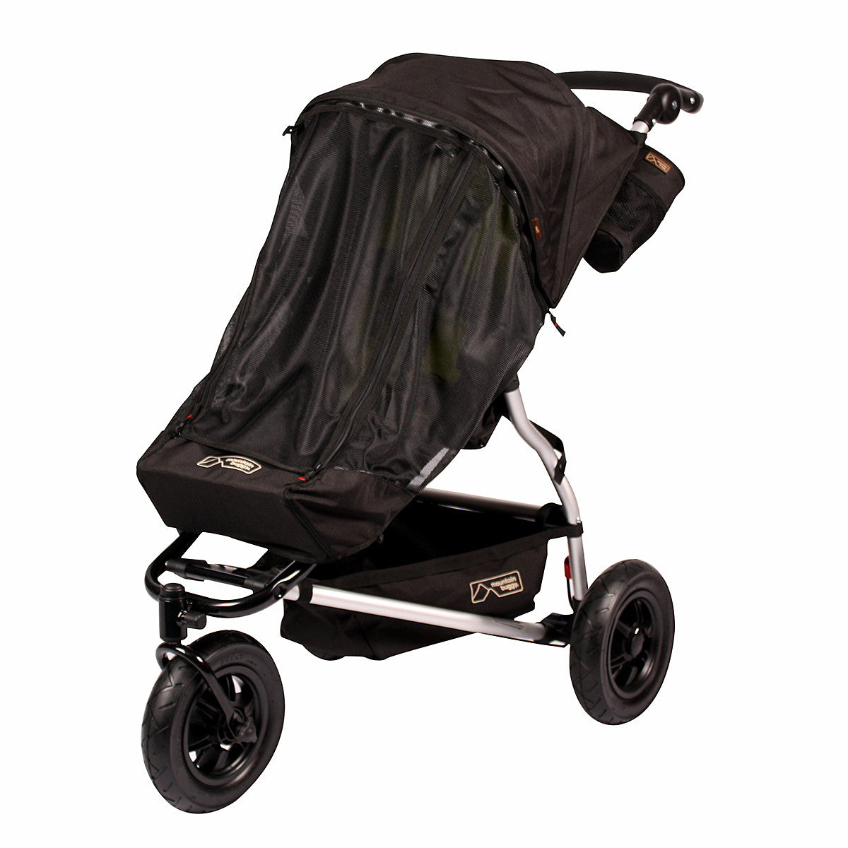 Mountain Buggy Swift & Mini Sun Mesh Cover