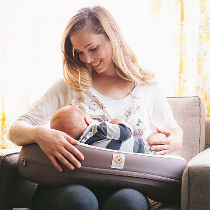 Ergobaby Natural Curve Nursing Pillow - Sheep