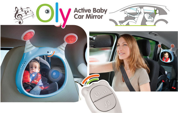 Oly Active Car Mirror