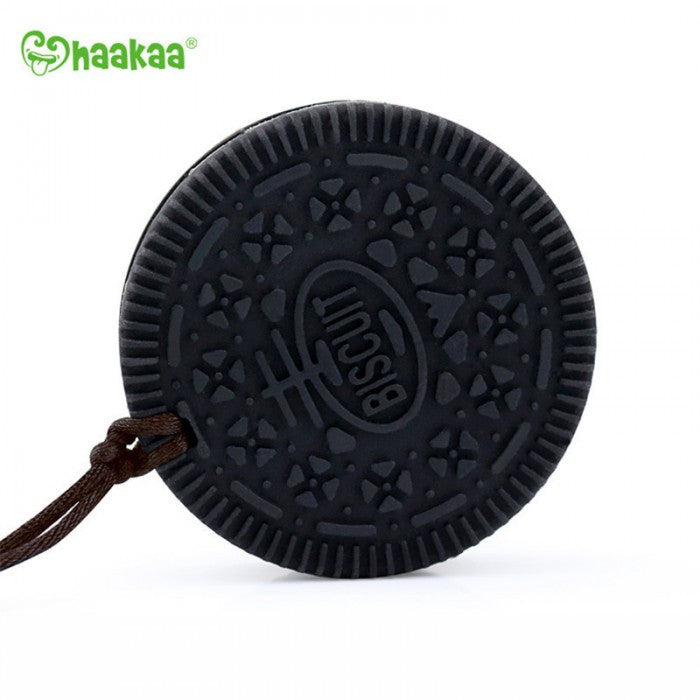 Haakaa Sillicone Teether - Oreo