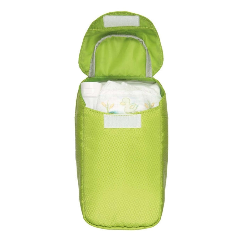 Oxo Tot On-The-Go Wipes Dispenser With Diaper Pouch