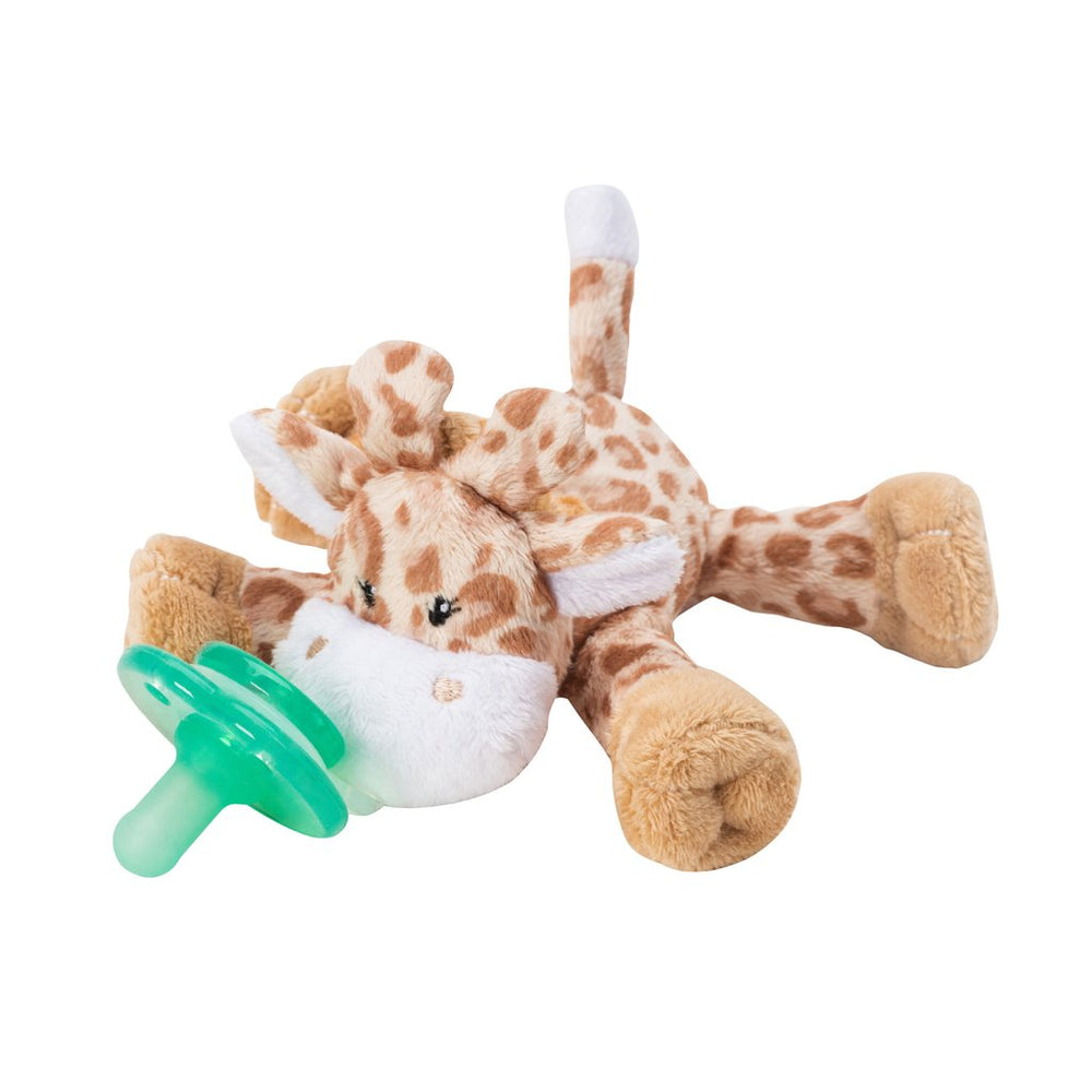 Paci-Plushies Georgie Giraffe ON CLEARANCE