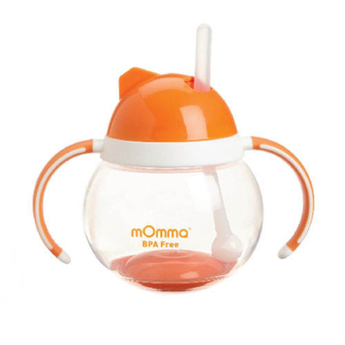 mOmma - Cup With Straw & Dual Handle (9m+)