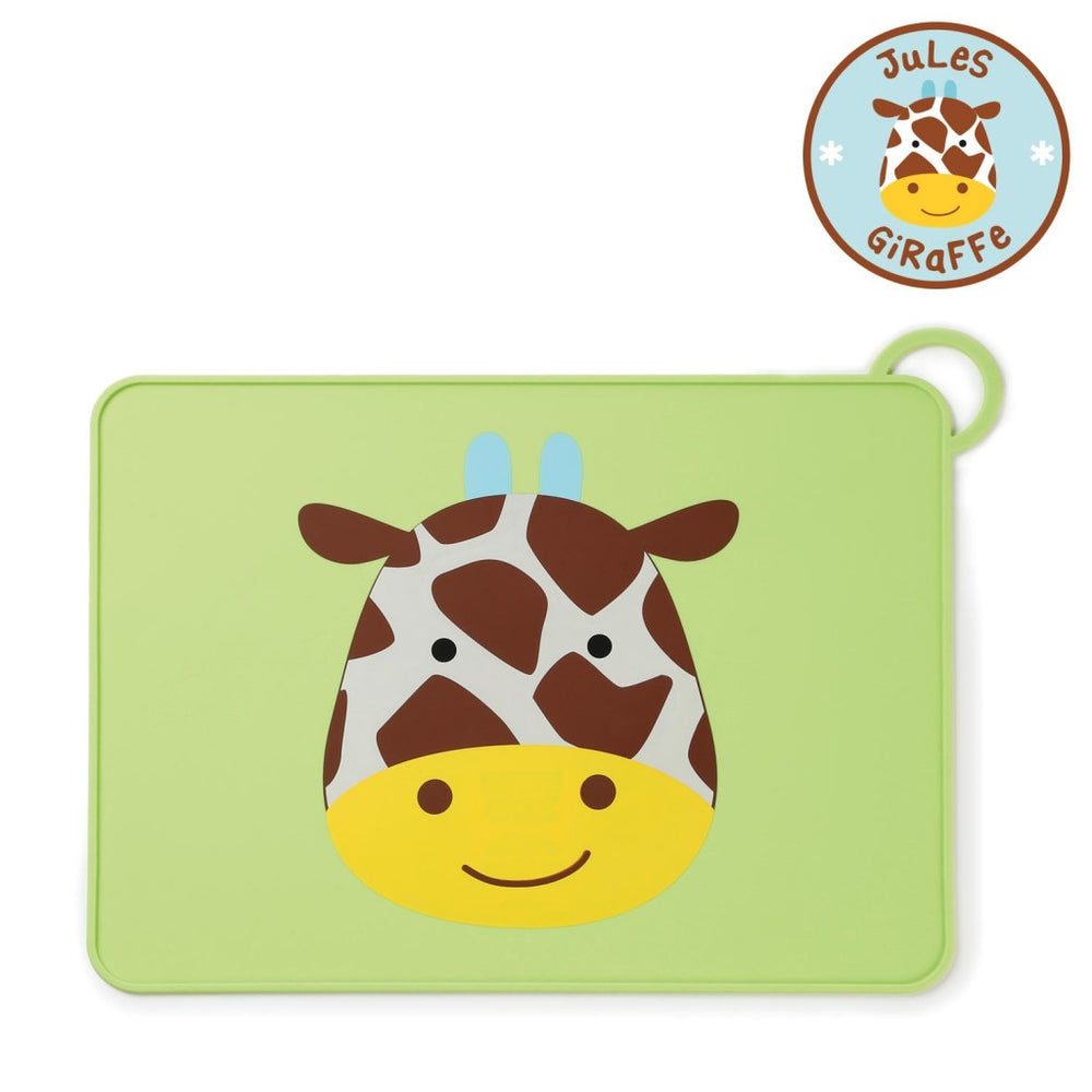 Zoo Fold & Go Placemat ON CLEARANCE