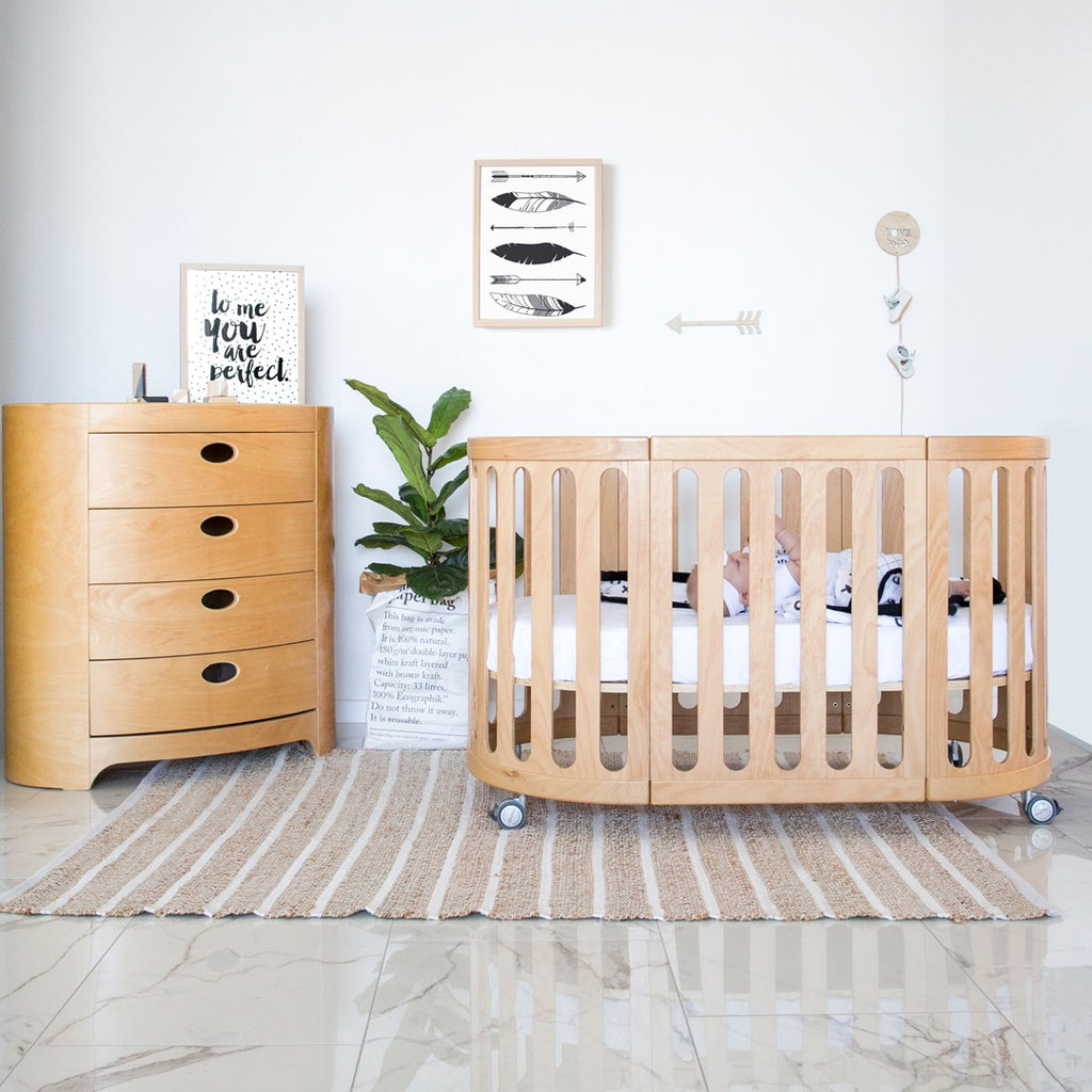 Kaylula Sova Cot 5-in-1 Classic
