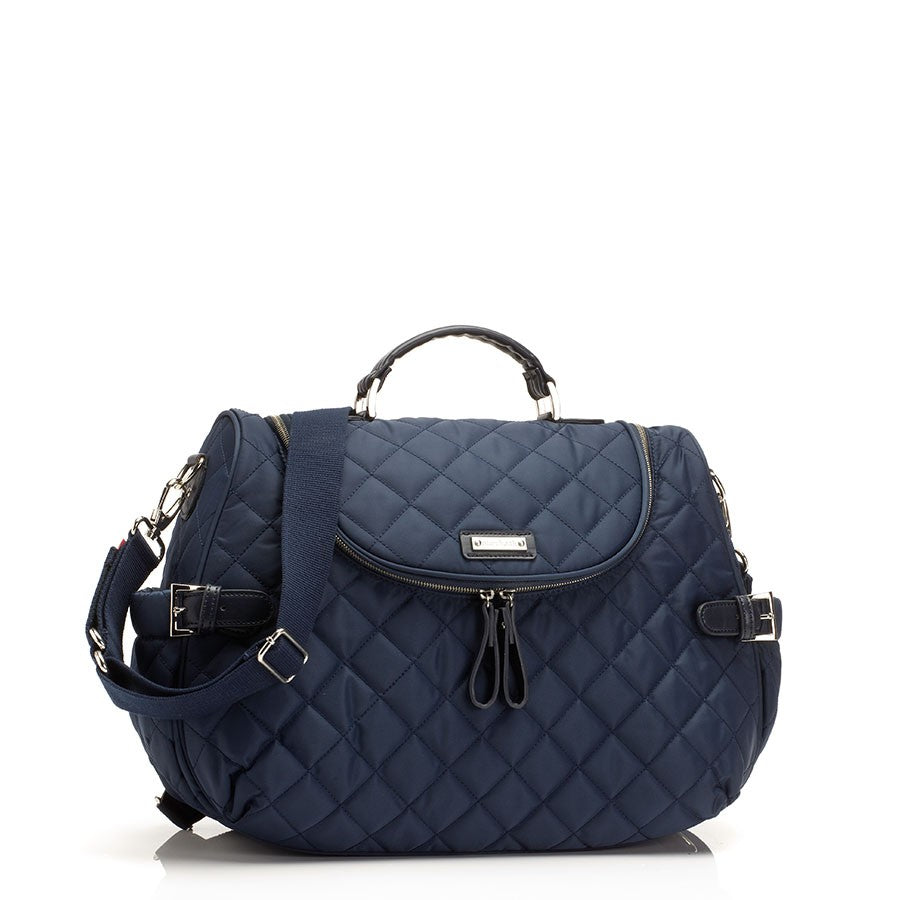 Poppy Convertible Backpack Navy