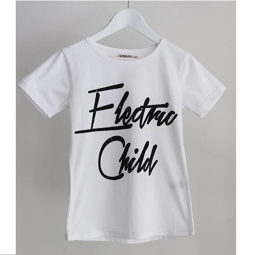 STL S/S Tee Electric Child