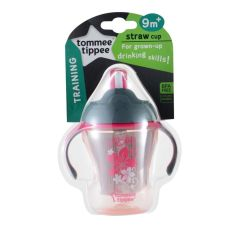 Tommee Tippee Easy Drink Straw Cup 230ml 9m+ ON CLEARANCE
