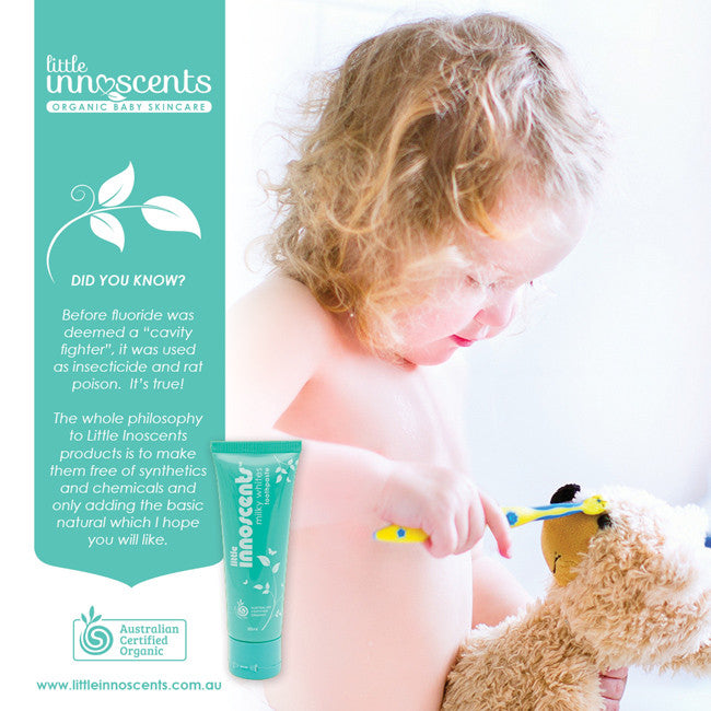 Little Innoscents - Milky Whites Toothpaste 50ml