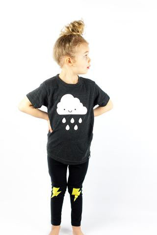 Whistle & Flute T-Shirt - Kawaii Cloud Tee