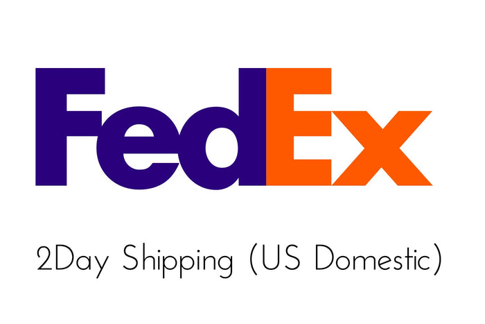 FedEx 2Day Shipping - Ferkos Fine Jewelry