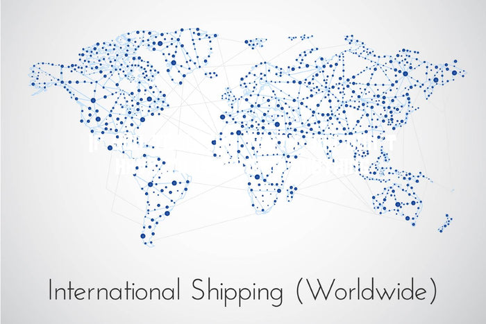 International Shipping (Worldwide) - Ferkos Fine Jewelry