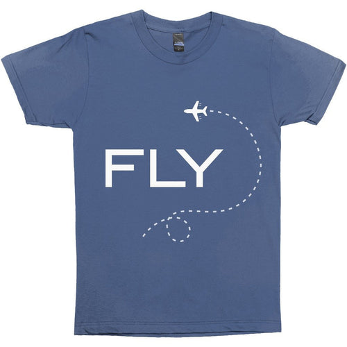 FLY T-Shirt (Blue)