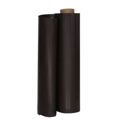 Flexible Magnet Roll - Black - 20 Mil.