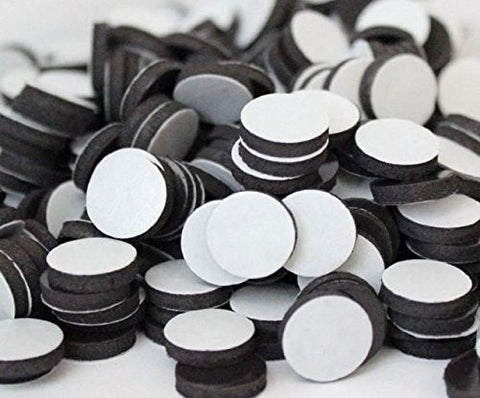Adhesive Round 1/2 Inch Magnets