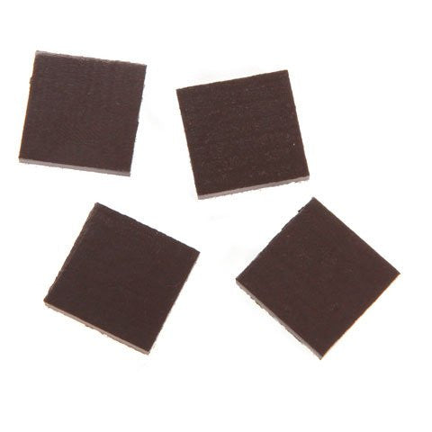 Adhesive Square 1 Inch Magnets. 20 Mil.