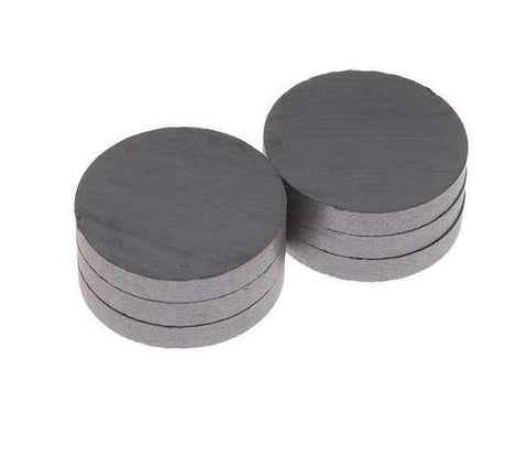 1.25 Super Strong Round Ceramic Disc Magnets