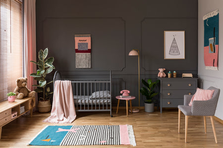 How to Design a Baby Nursery