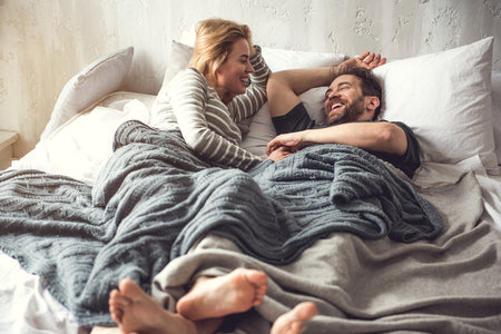 Benefits of Couples Sleeping with Separate Blankets