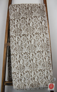 Seal Lace Simply Taupe - OMG Nicole