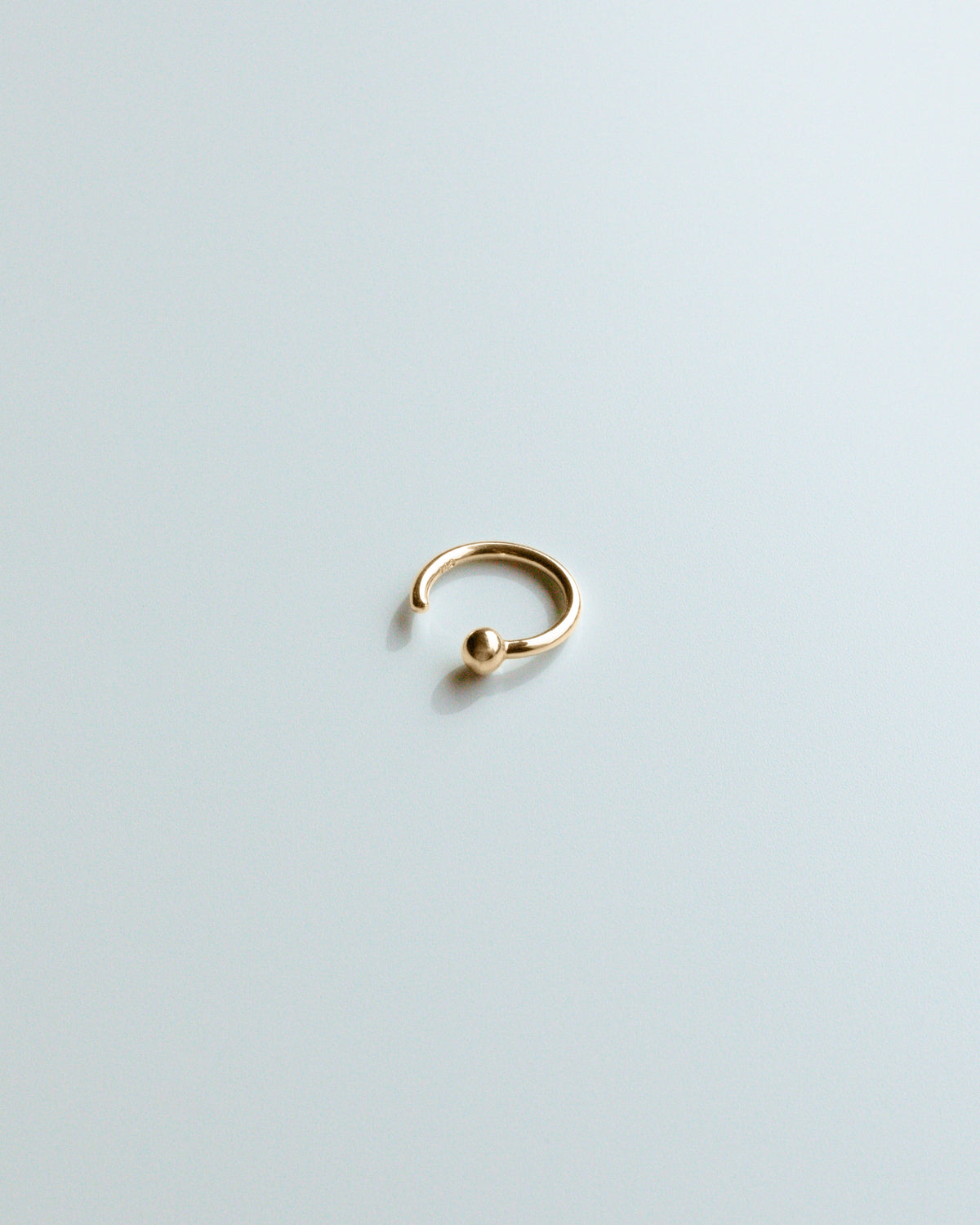 SINGLE BALL RING - Jewelry | THE RIIA