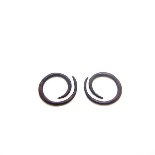 4mm ear plugs gauges BA124-04