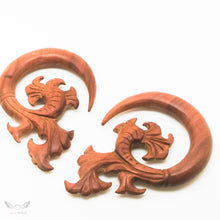 00g tribal style gauged ear plugs BC132-10