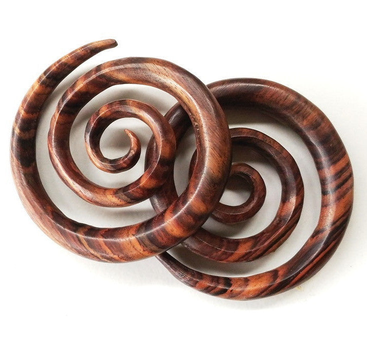 00g Triple Spiral Gauged BA040-10