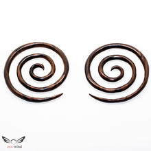 6mm 2ga large wooden gauges ba040-06