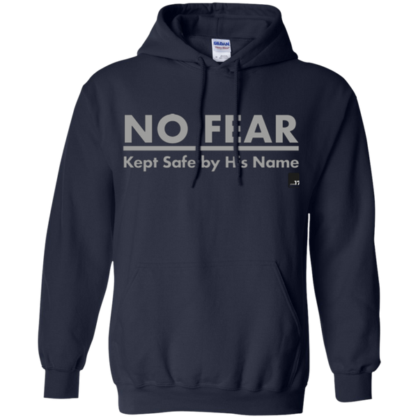 No Fear Navy Pullover Hoodie