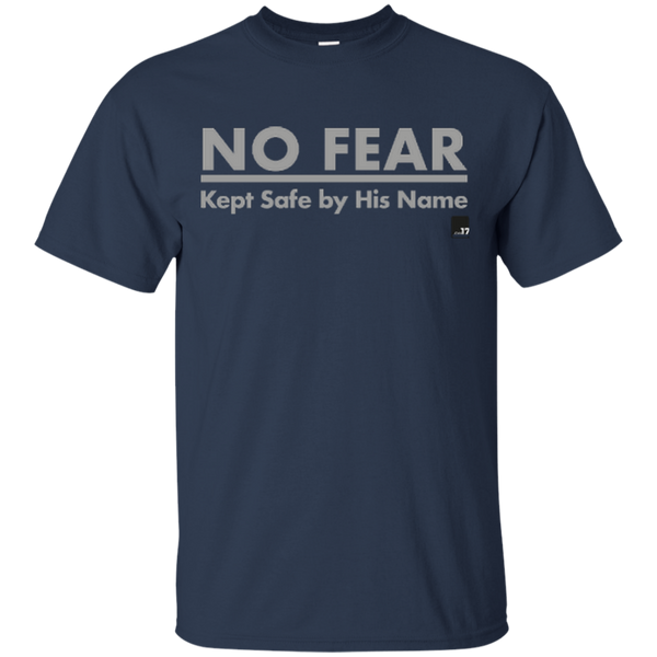 No Fear Navy Athletic Short Sleeve T
