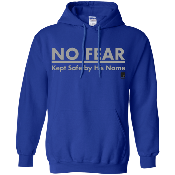 No Fear Royal Blue Pullover Hoodie