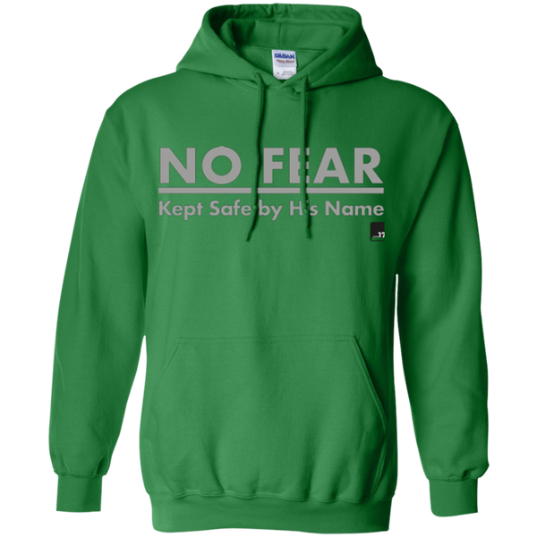 No Fear Irish Green Pullover Hoodie