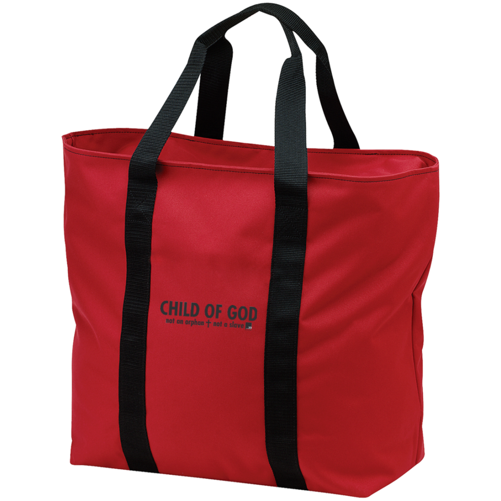 Child of God All Purpose Tote Bag