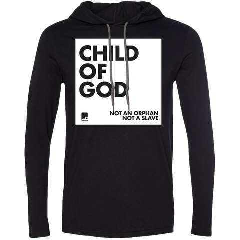 Child of God Black T-Shirt Hoodie