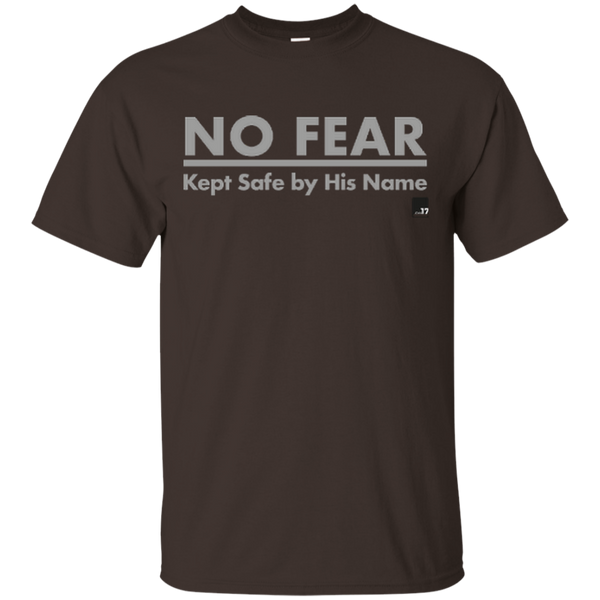 No Fear Dark Chocolate Athletic Short Sleeve T