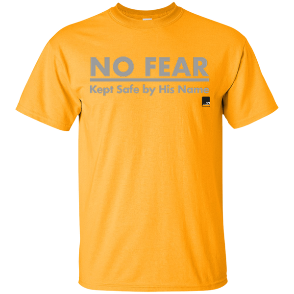No Fear Gold Athletic Short Sleeve T