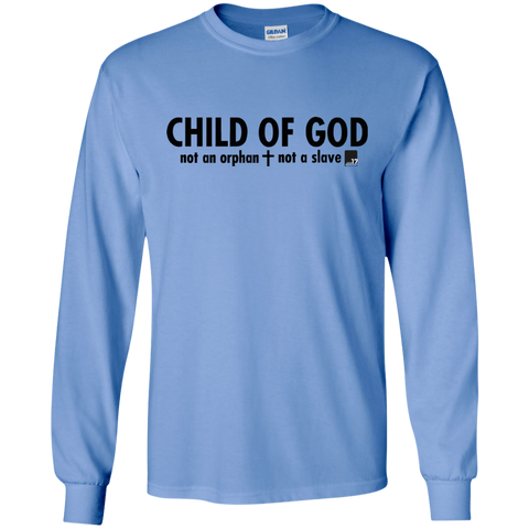 Child of God Long Sleeve Cotton T-Shirt