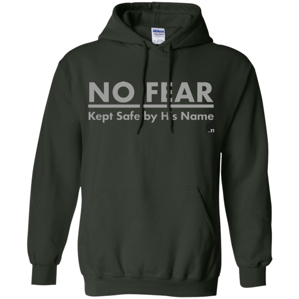 No Fear Forest Green Pullover Hoodie
