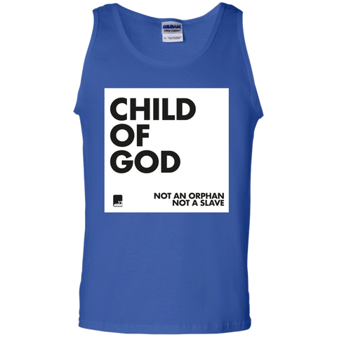 Child of God Men's Royal Muscle Tank