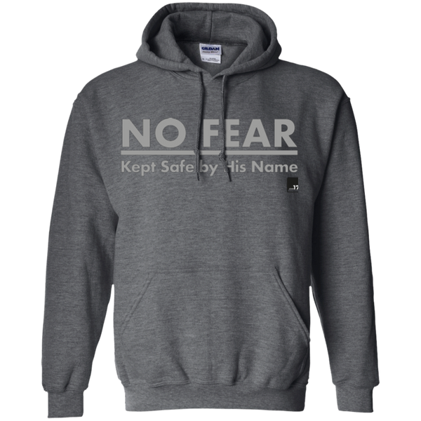 No Fear Dark Heather Pullover Hoodie