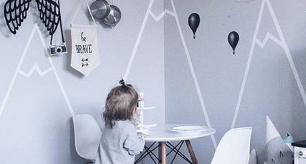 Simple additions to bring your little one's nursery to life.