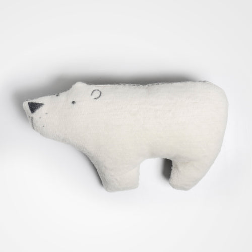 David Fussenegger Polar Bear Cushion