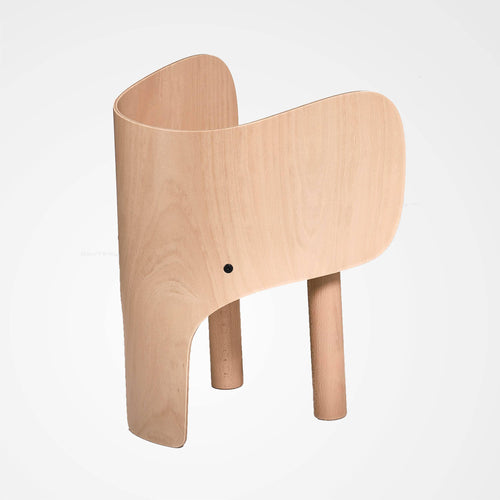 Elements Optimal Elephant Chair side on.